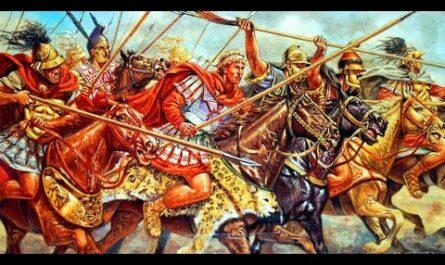 5 класс. Города Эллады подчиняются Македонии (без практической части)